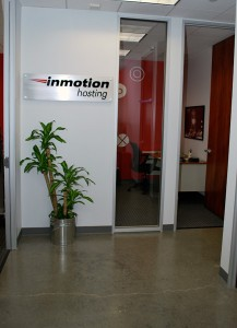 InMotion Hosting Hr