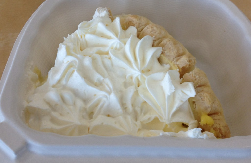 Dinah's Banana Cream Pie