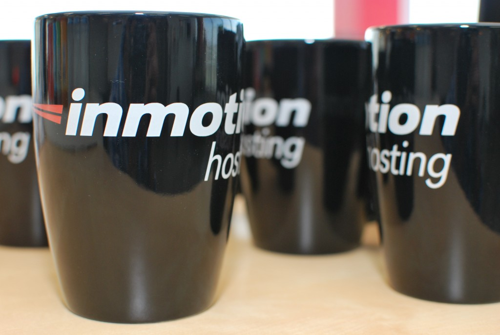 InMotion Hosting goodies