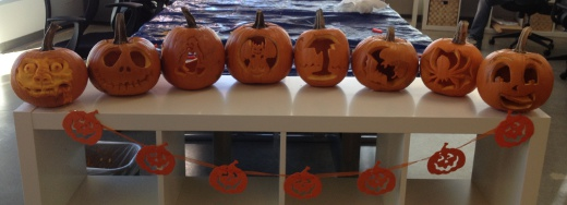 InMotion Pumpkins