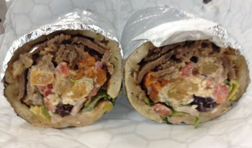 Big Fat Gyro Pita