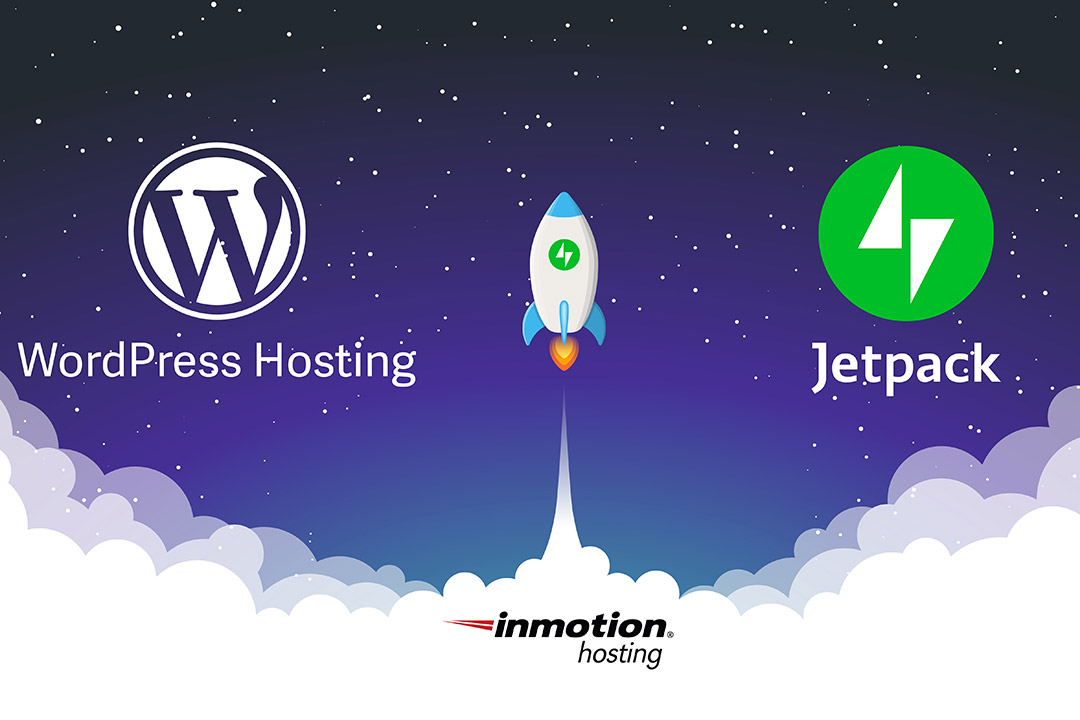 Jetpack Available on WordPress Hosting Plans from InMotion Hosting