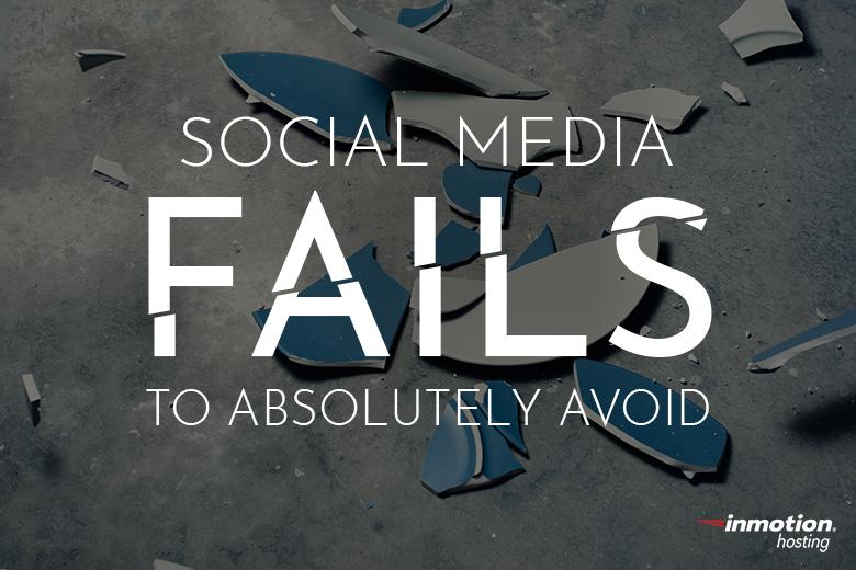 Social Media Fails to Absolutely Avoid