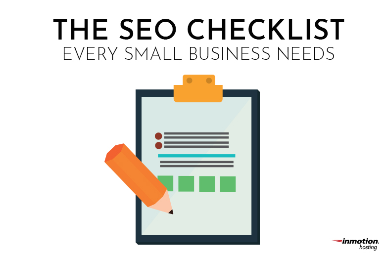 The SEO Checklist Every Small Business Needs
