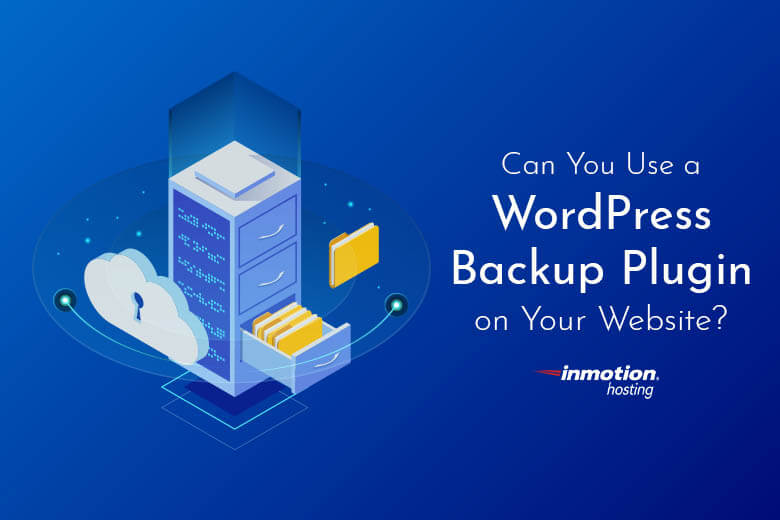 Can You Use a WordPress Backup Plugin on Your Website