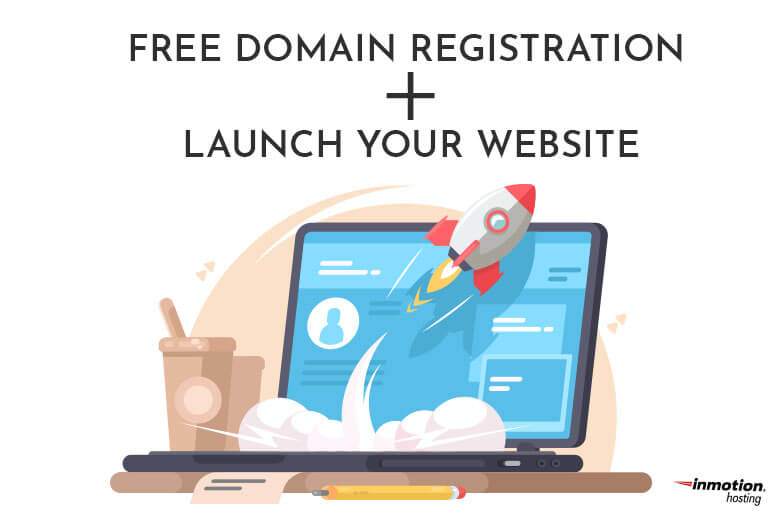 free domain name registration and hosting