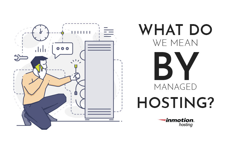 We can do the difficult server admin stuff for you. | Managed Hosting