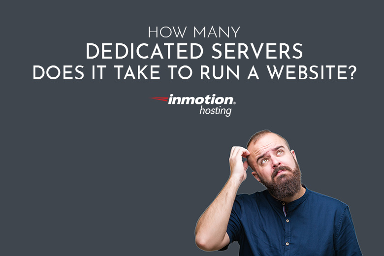 Do you need a dedicated server for your website? | InMotion Hosting
