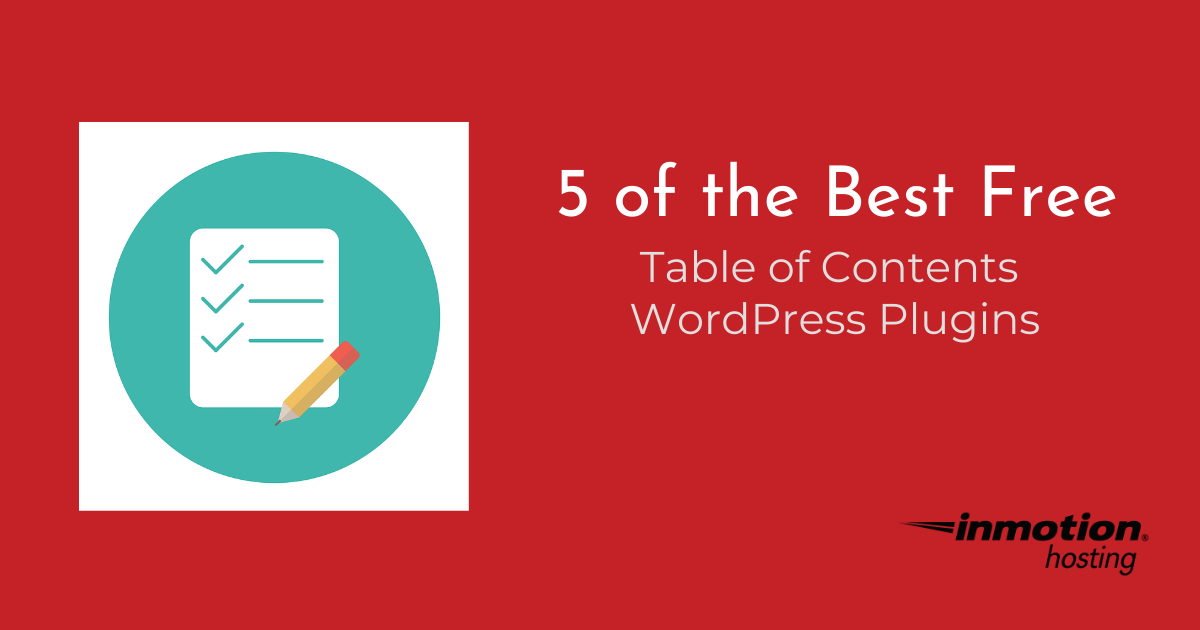 The five WordPress plugins are great solutions for adding beautiful table of contents to your site.