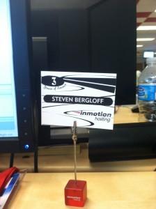 Steve Service Award