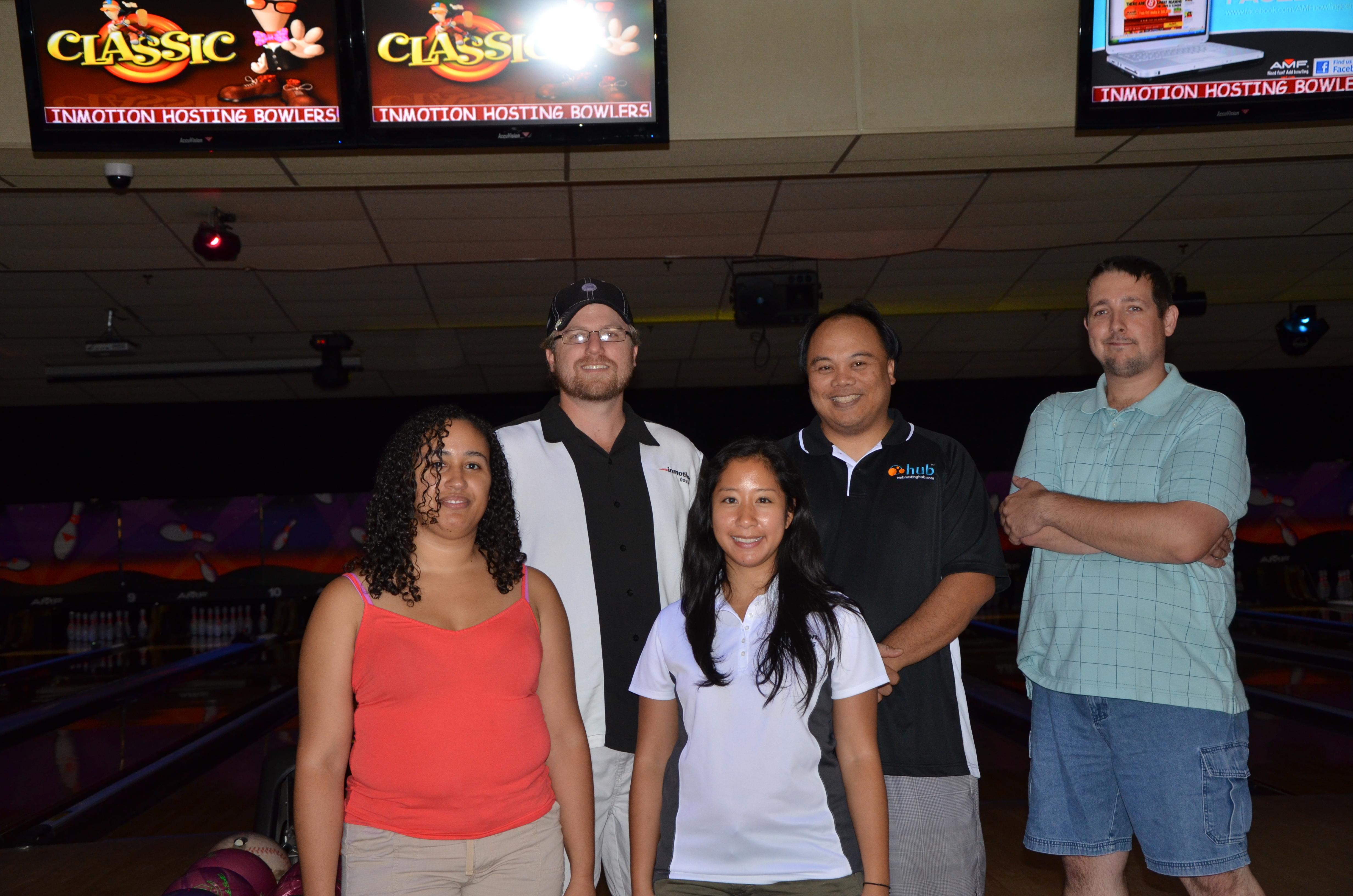 IMH Bowling Champions!
