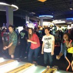 Skee Ball Show Down
