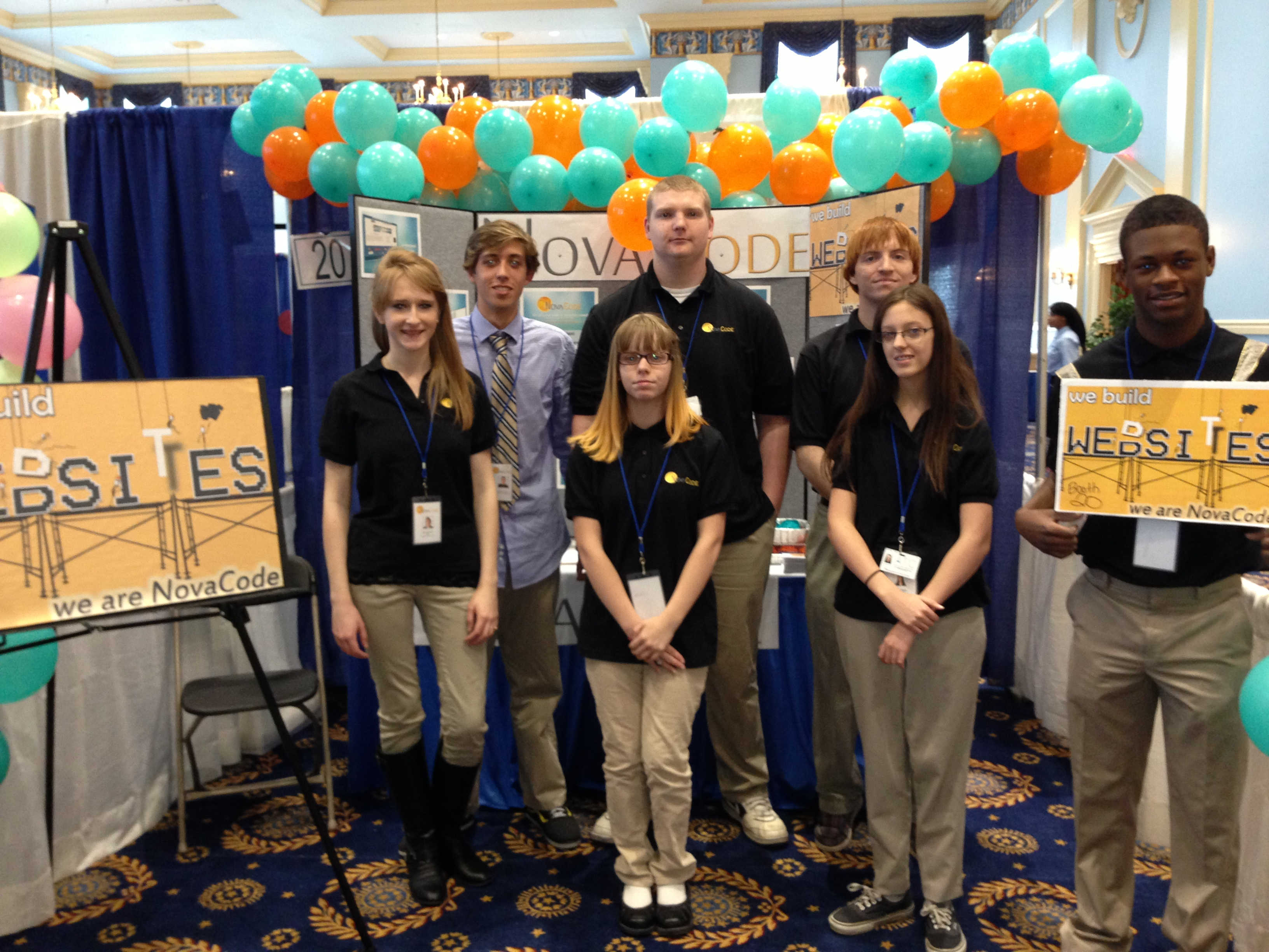 Team NovaCode at VE Competition