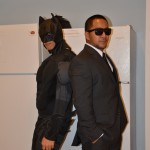 Batman and Sidekick