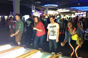 InMotion Hosting Skee Ball