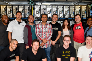 InMotion Hosting Associates at the West Coast Data Center