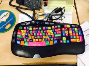 Annie W Keyboard