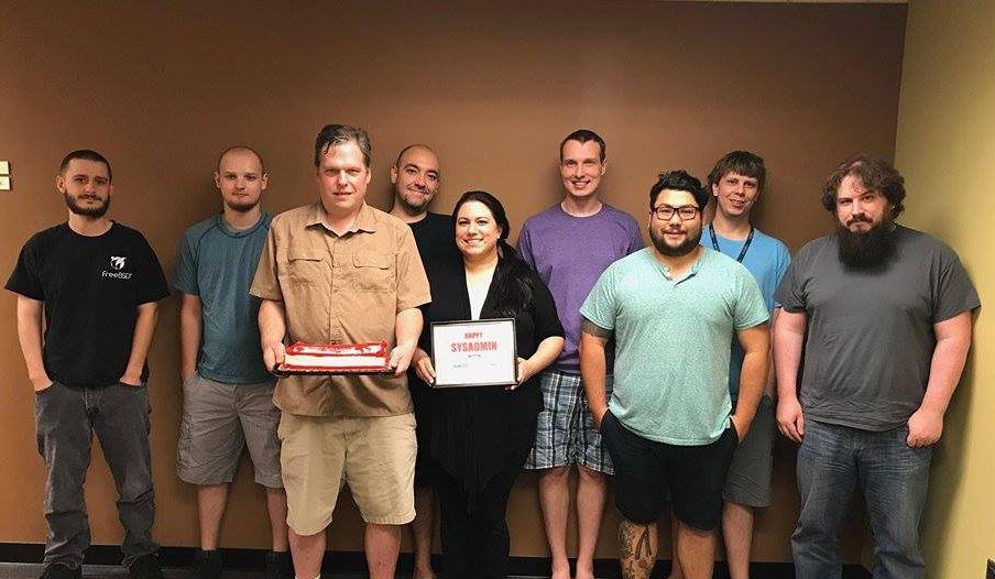 Virginia Beach SysAdmin Team