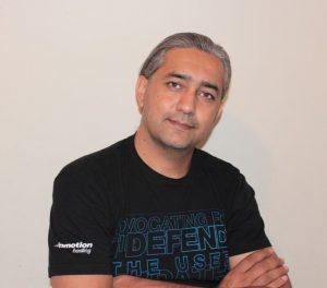 Photo of team member Muhammad