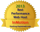 Best Performance Web Host 2013 - Hosting-Explained.com