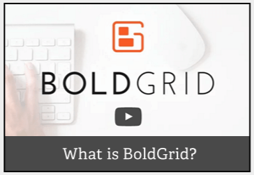 What is BoldGrid