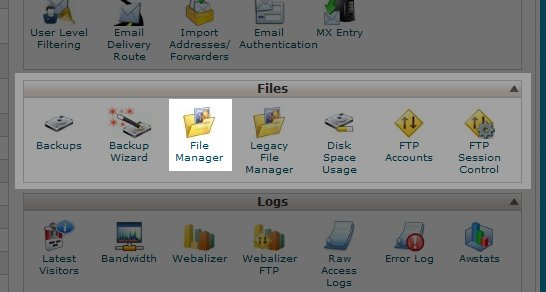 open_filemanager