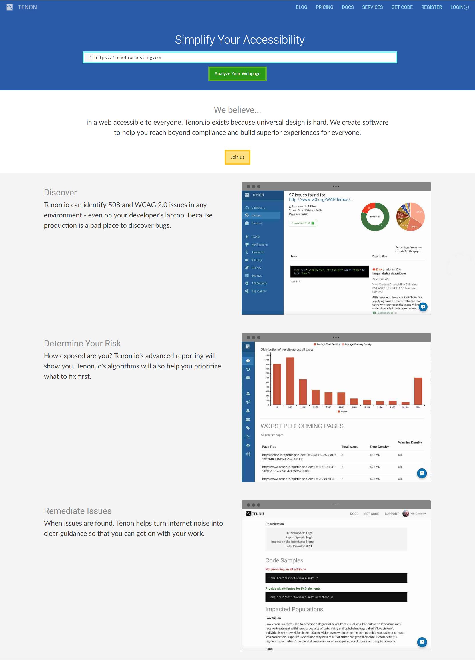 full webpage screenshot