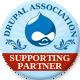 Drupal Supporting Partner logo