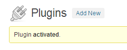 plugin-activated