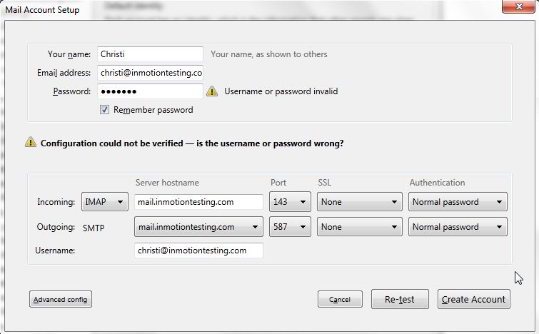thunderbird-username-password-wrong