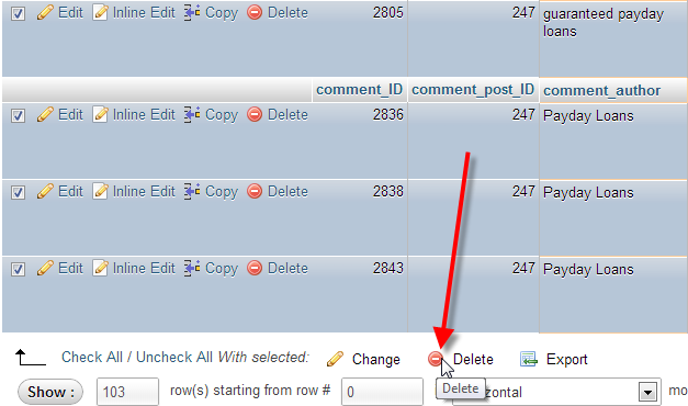 wp-comments-search-check-all-delete