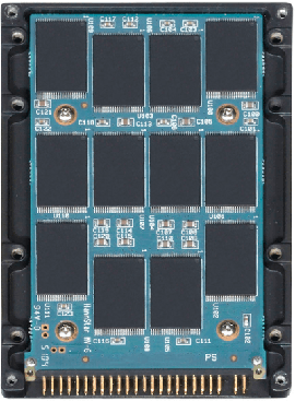 solid state drive insides