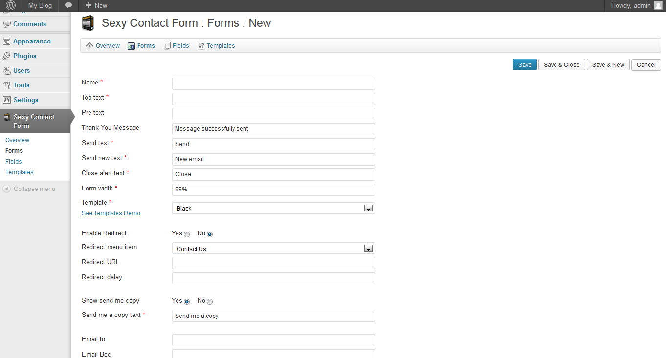 contact information form template word .