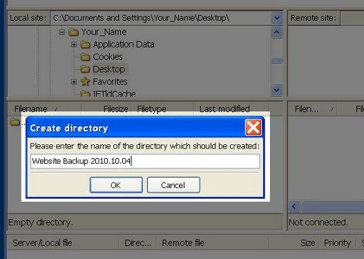 rename-directory
