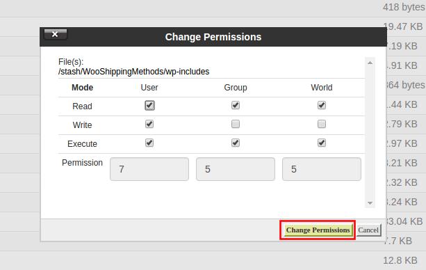 cPanel-file-permissions-change
