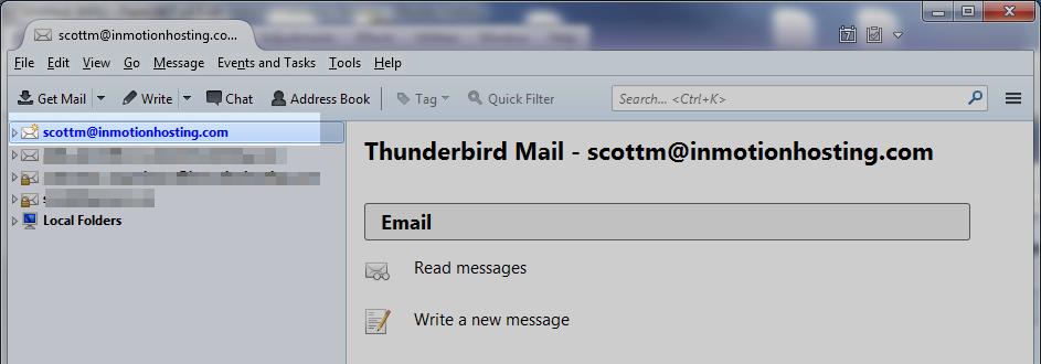 new email address list