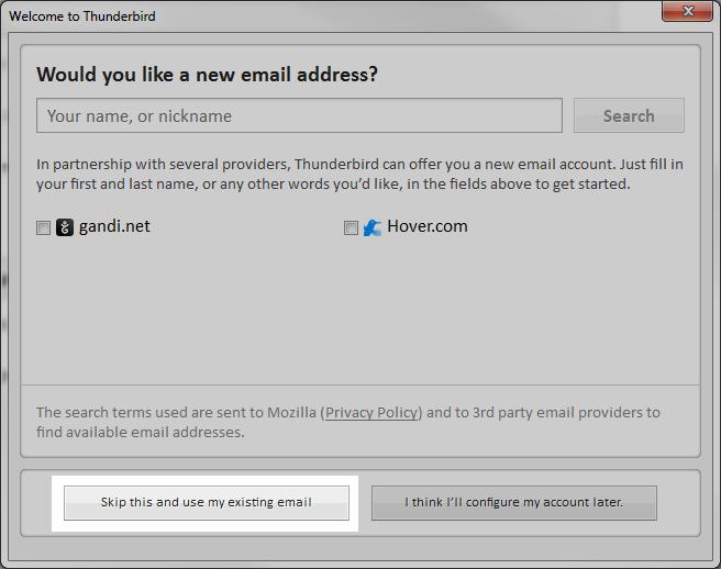 avoid email sponsor