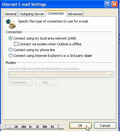 How to create two separate email accounts in outlook 2007