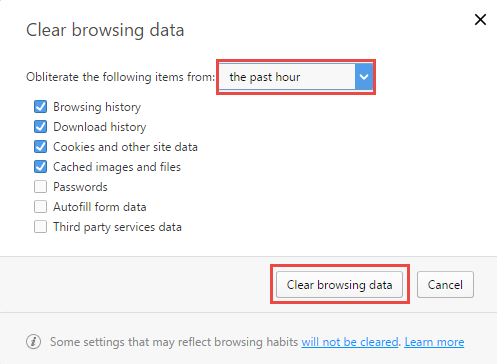 How to Clear your Browser cache | InMotion Hosting Support