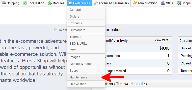 preferences-tab-maintenance