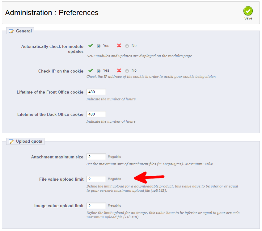 administration-preferences-max-downloadable