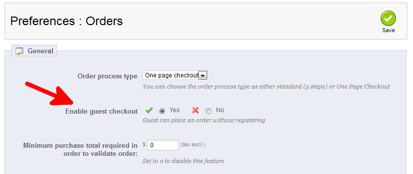 preferences-orders-guest-checkout
