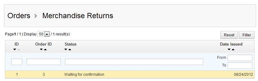 select-return