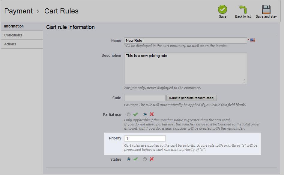 cart-rule-priority