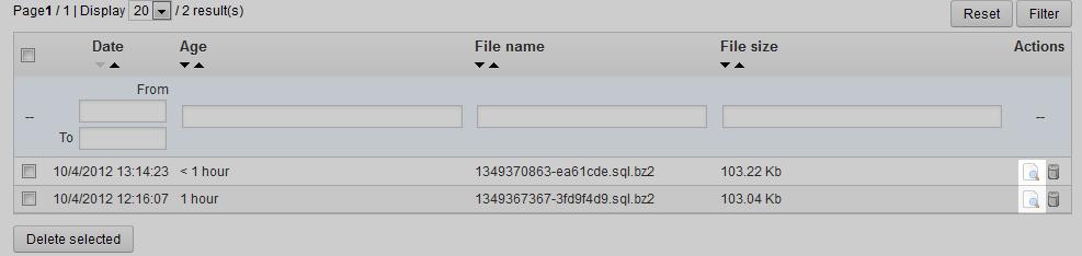 download-db-backup