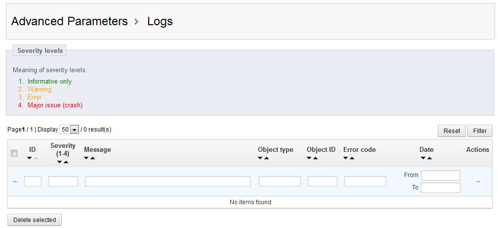 logs-list