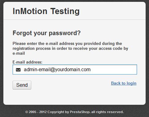 enter-email-address