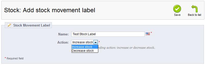 label-creation