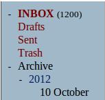 SquirrelMail-IMAP-auto-archive