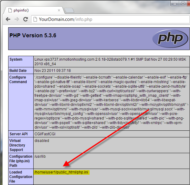 Thesis custom php file